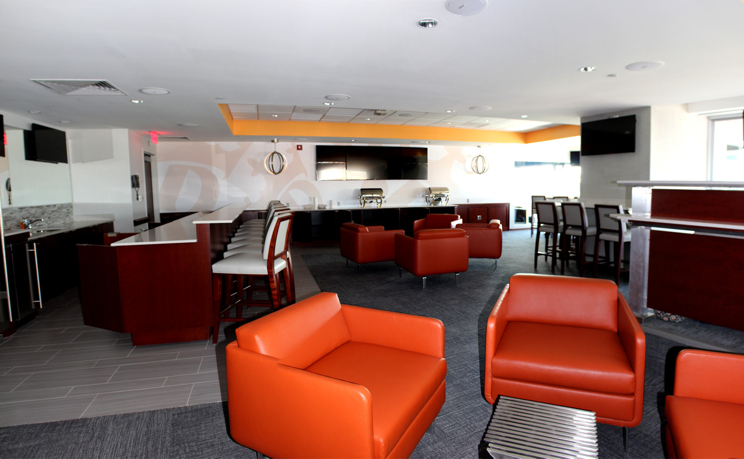 Gillette Stadium Corporate Suite Renovations
